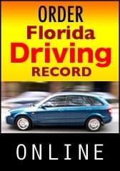 Florida Driving Record