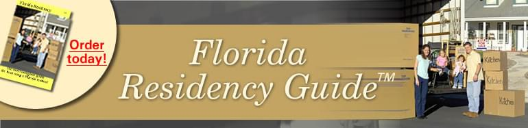 Florida Residency Guide - Order Here